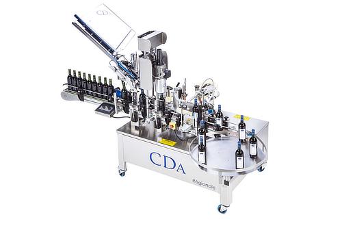 CDA étiqueteuses automatiques