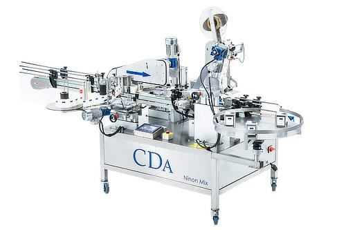 CDA étiqueteuses pour l'industrie