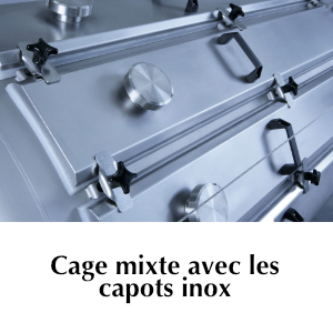 Europress cage mixte