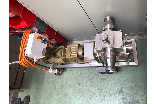 Pompe D1 pour démonstration